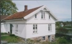 Victorhuset på Haug gård